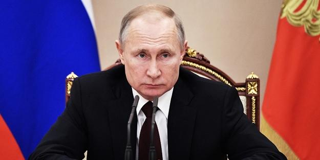 Putin duyurdu: Zirve noktasını geçti