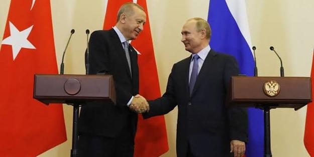 Putin Güvenlik Konseyi'ni acil topladı!
