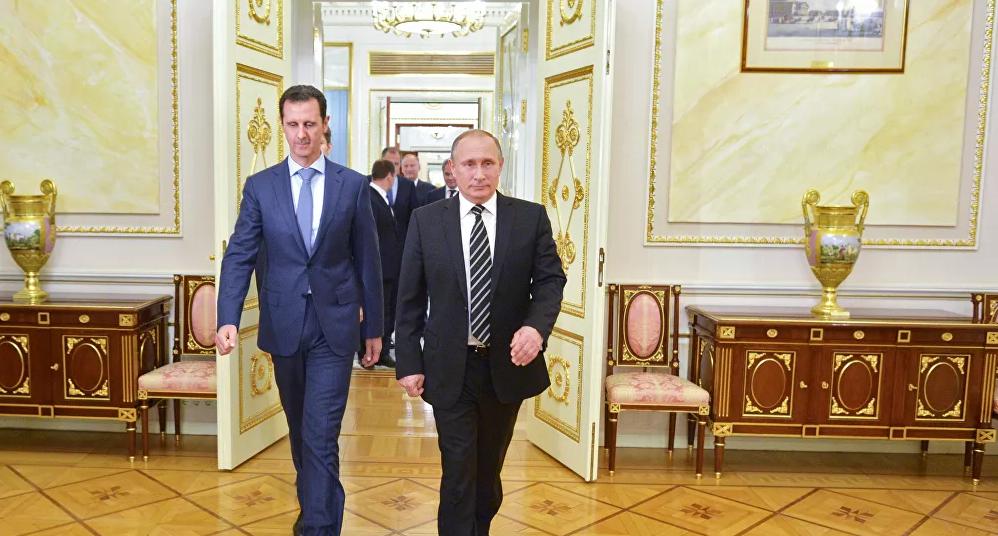 Putin ile Esed'den 5 Mart görüşmesi