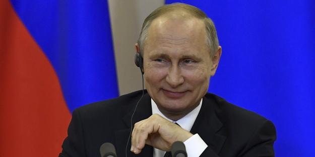 Putin 'büyük sırrı' açıkladı!