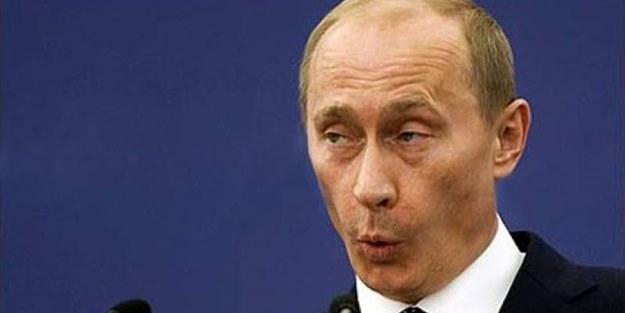 Putin'e kral yetki! Her an durdurabilir
