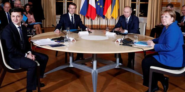 Putin Paris'i karıştırdı! Çeçen komutanı haydut diyerek hedef aldı