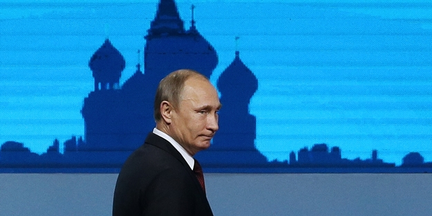 Putin Rusya'da Müslüman gençleri tutuklatıyor