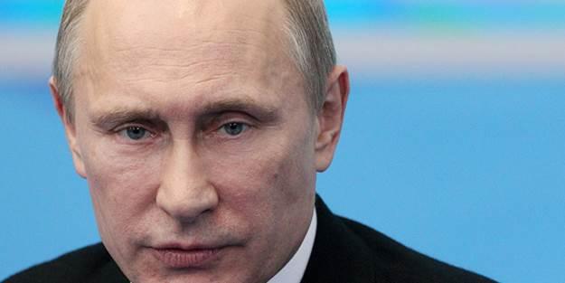 Putin'den ABD açıklaması