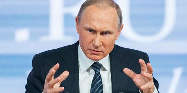 Putin'den ABD'ye suçlama: Bize kazık attınız!