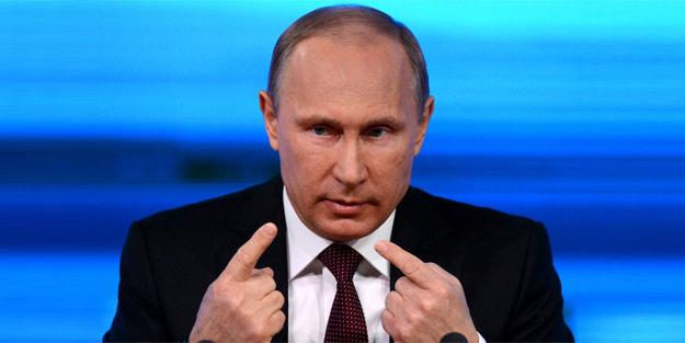 Putin'i resmen tehdit etti: Sessiz kalamayız