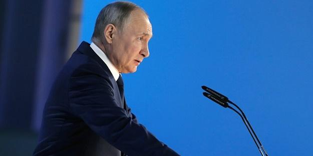 Putin'den flaş çıkış: Her zaman hazırım