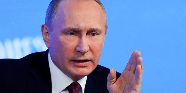 Putin'den istihbaratçılara tam yetki! 'Gerekli görürseniz vurun'