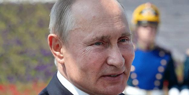 Putin'den koronavirüs sorusuna olay cevap