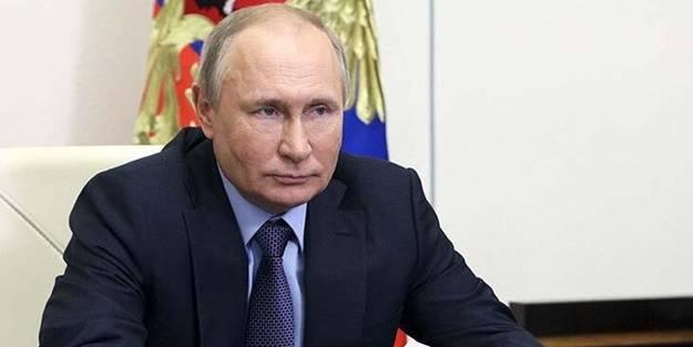 Putin'den o iddialara yalanlama: Ben talimat vermedim