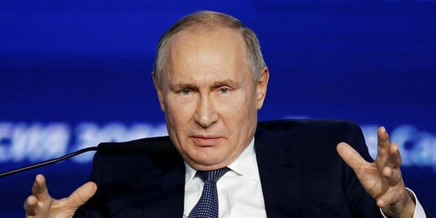 Putin'den özeleştiri: Bu yüzden çöktük