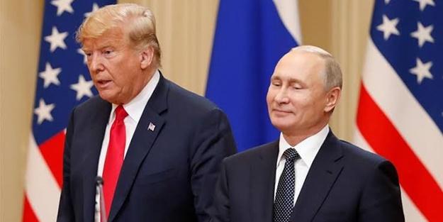 Putin'den şaşırtan sözler! 'ABD'ye minnettarız'