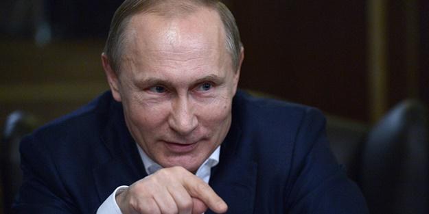 Putin'den tuhaf soru: Bizi ne zaman yiyecekler!