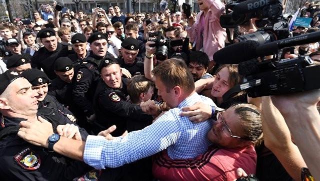 Putin'e büyük şok! Halk sokağa indi