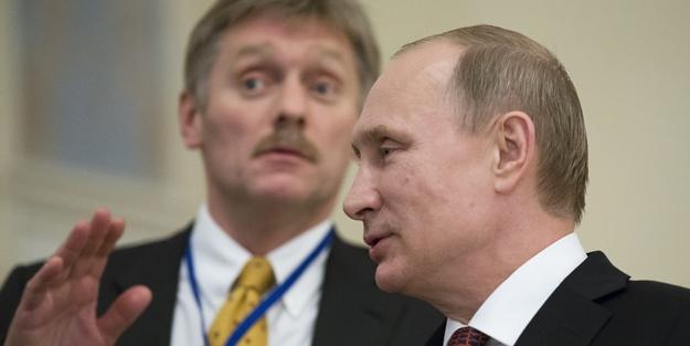 Putin'e korona bulaştı mı? Virüse yakalanan Peskov açıkladı