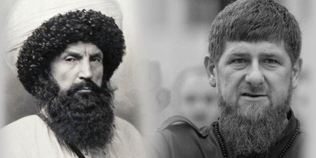 'Putin'in sadık piyadesi' Kadirov'dan 'Şeyh Şamil' için alçak iftiralar: 'Terör suçu' işledi