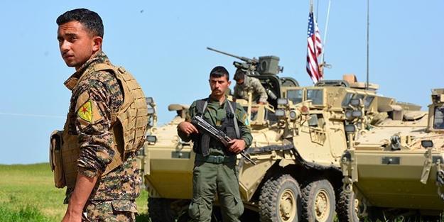 PYD'li teröristten itiraf: ABD Kuzey Suriye'de bizi tanıdı