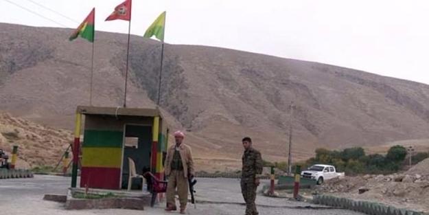 PYD/PKK'dan skandal bir hamle daha!