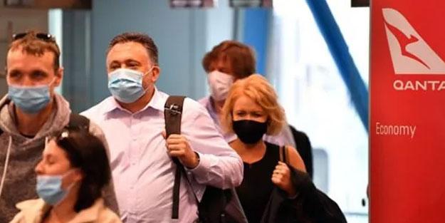 Qantas isimli havayolu şirketi aşı zorunluluğu getirdi