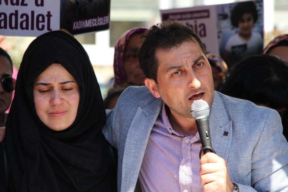 https www yeniakit com tr haber rabia naza adalet icin toplandilar 706323 html