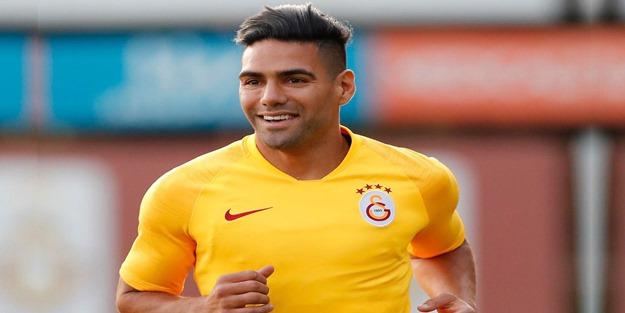 Radamel Falcao, Sivasspor maçında oynayacak mı? İşte detaylar