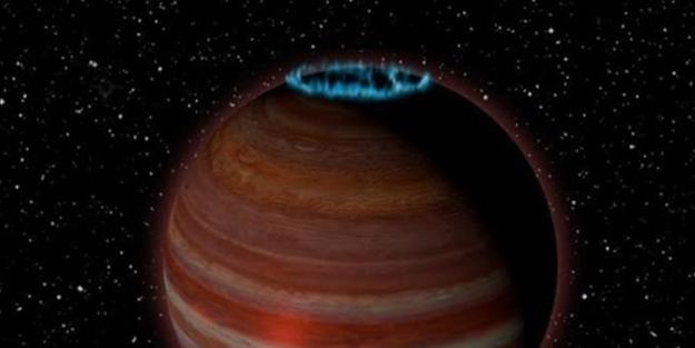 Radyo teleskobuyla manyetik kütle keşfedildi!