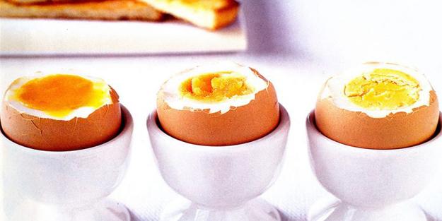 Rafadan yumurta kaç dakika kaynatılır? Rafadan yumurta nasıl pişer?