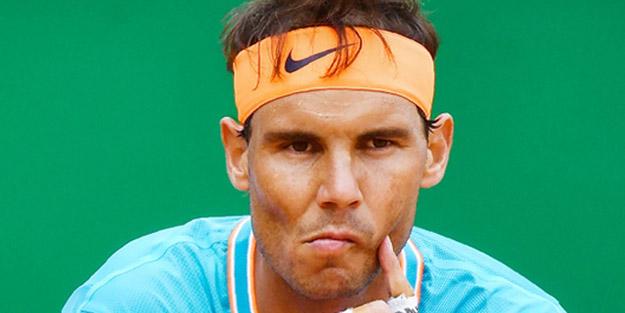 Rafael Nadal, Türkiye'de kaza yaptı