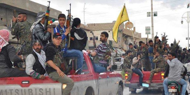 DAEŞ'ten al, PKK'ya ver!