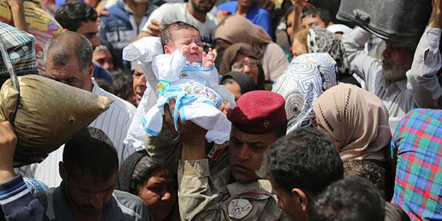 Ramadi'den kaçış