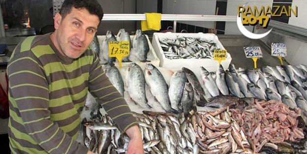 Ramazan balık fiyatlarını %50 düşürdü