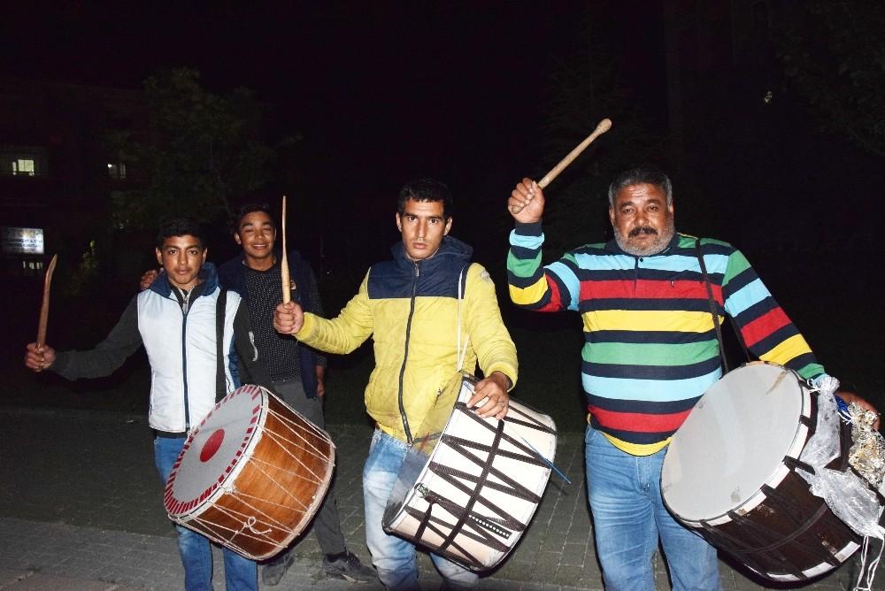 Ramazan davulcularının bahşişini bu sene yerel yönetimler karşılayacak