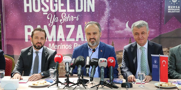 Ramazan iklimi Osmanlı'nın ilk başkentini sarmaya başladı