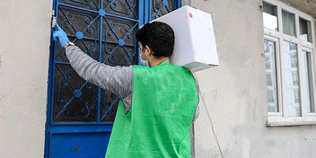 Ramazan kolisi dağıtan yerler   Ramazan kumanyası başvuru, gıda yardımı nereden alınacak?