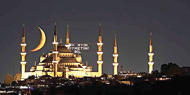 Ramazan ne zaman? 2020 Ramazan ayı ne zaman başlayacak?