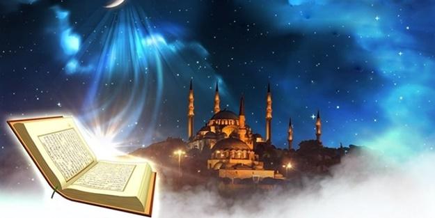 Ramazan rahmet ve bereket ayıdır
