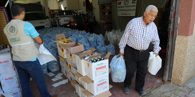 Ramazan'da kardeşlerini unutma! Filistin acil yardım bekliyor