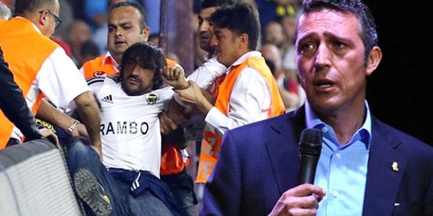 Rambo Okan'dan flaş Ali Koç kararı! Mahkemeye resmen başvurdu