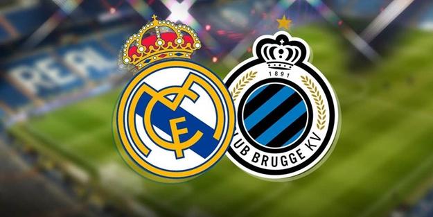 Real Madrid Club Brugge maçı ne zaman saat kaçta hangi kanalda?