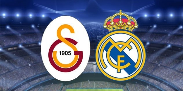 Real Madrid Galatasaray maçı hangi kanaldan izlenir?