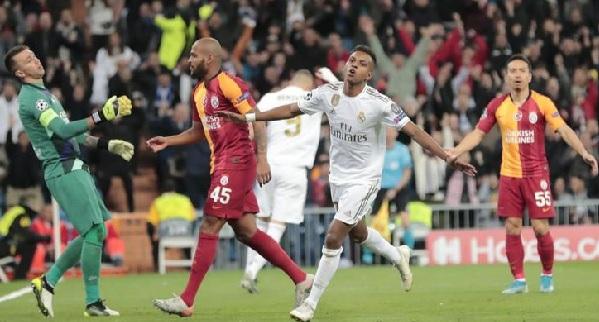 Real Madrid Galatasaray maçı kaç kaç bitti?