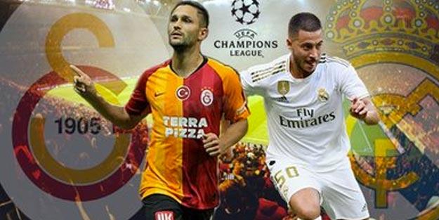 Real Madrid-Galatasaray maçını kim kazanır? Real Madrid ile Galatasaray maçı ne zaman saat kaçta?