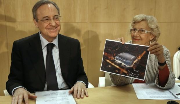 Real Madrid kesenin ağzını sonuna kadar açtı! Tam 575 milyon euro...
