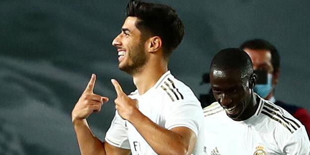 Real Madrid liderlik koltuğuna oturdu