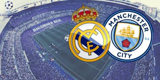 Real Madrid Manchester City maçı ne zaman saat kaçta hangi kanalda yayınlanacak?