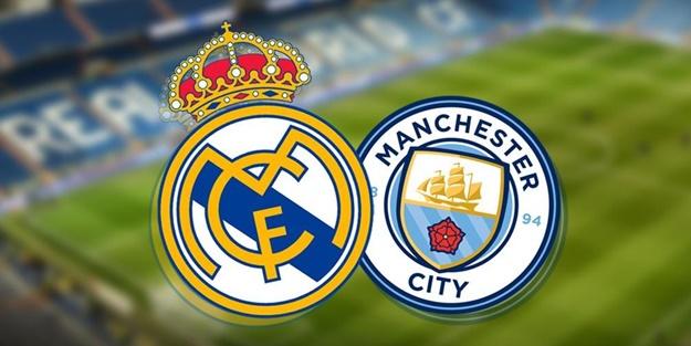 Real Madrid Manchester City maçını şifresiz nasıl izlerim? Real City maçını şifresiz veren kanallar