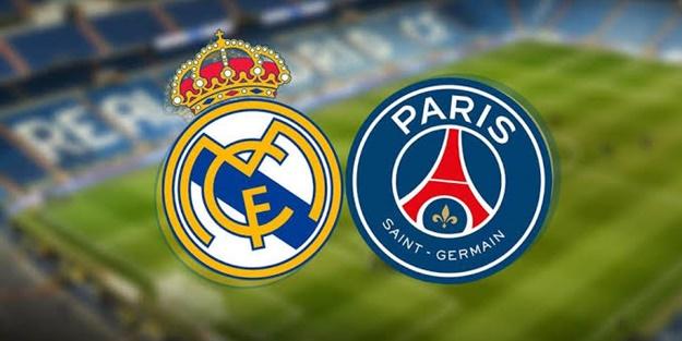 Real Madrid PSG maçı ne zaman saat kaçta hangi kanalda? Şampiyonlar Ligi 5. hafta