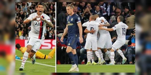 Real Madrid PSG Şampiyonlar Ligi maçını şifresiz nasıl izlerim?