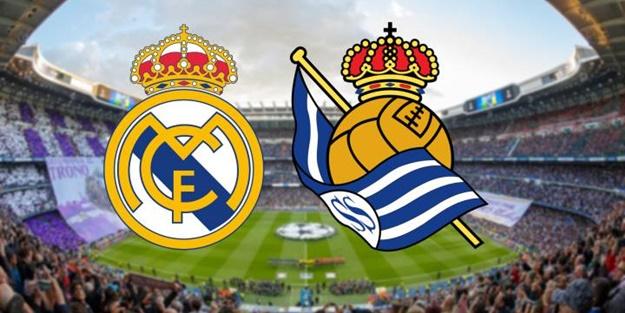 Real Madrid Real Sociedad maçı ne zaman? Maç saat kaçta hangi kanalda?