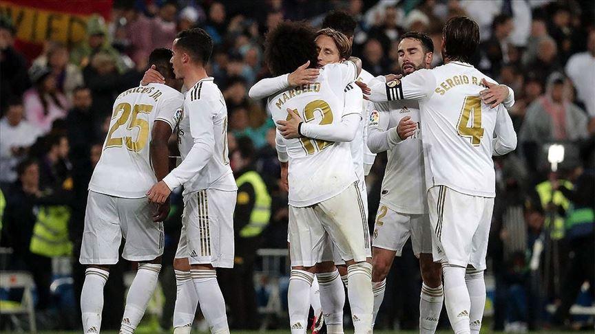 Real Madrid şampiyonluk yarışında önemli avantaj yakaladı